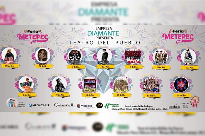 Feria de San Isidro Metepec 2