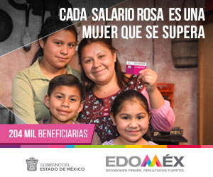 Salario Rosa en el EDOMEX