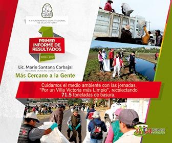 1er Informe de Resultados Mariano Santana Carbajal