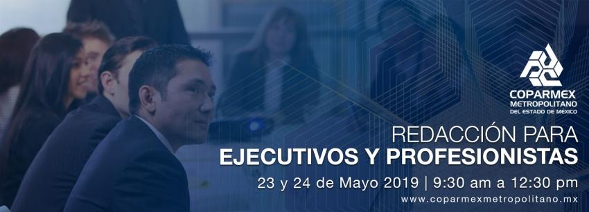 Coparmex Redacción para ejecutivos y profesionistas