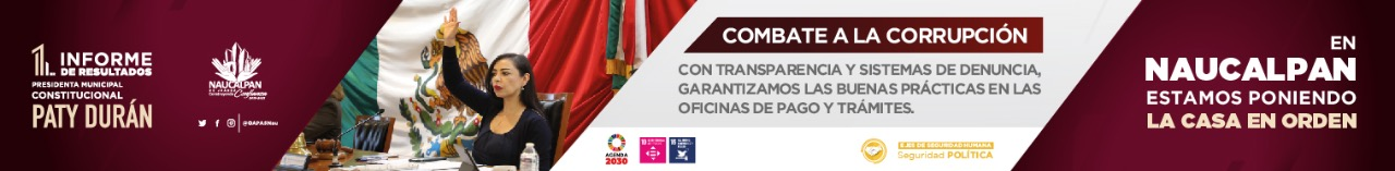 1er Informe Gabriela Gamboa