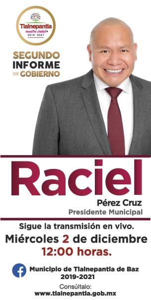 Segundo informe de Gobierno Tlalnepantla