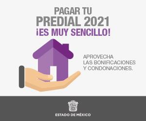 Predial Edoméx 2021