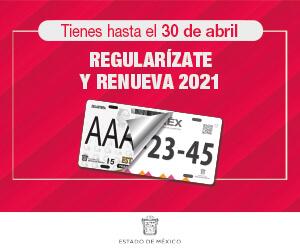 Reemplacamiento 2021
