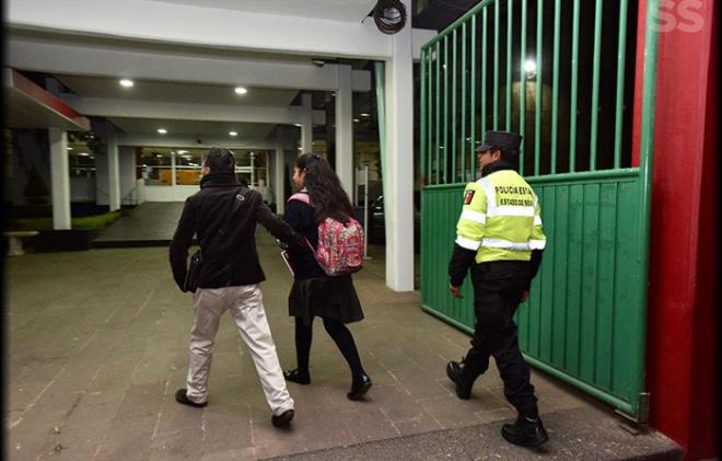 Reporta Secretaría de Seguridad saldo blanco en el regreso a clases
