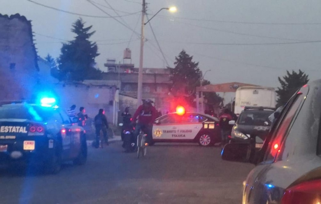 #Tragedia impensable: chofer atropella y mata a su propio hijo en Toluca
