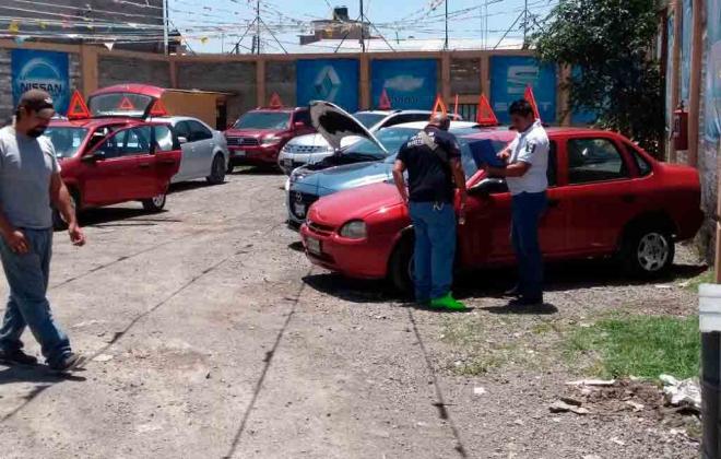 Detienen a 26 en Operativo del Ejército, Marina y policiaco en Chicoloapan y La Paz