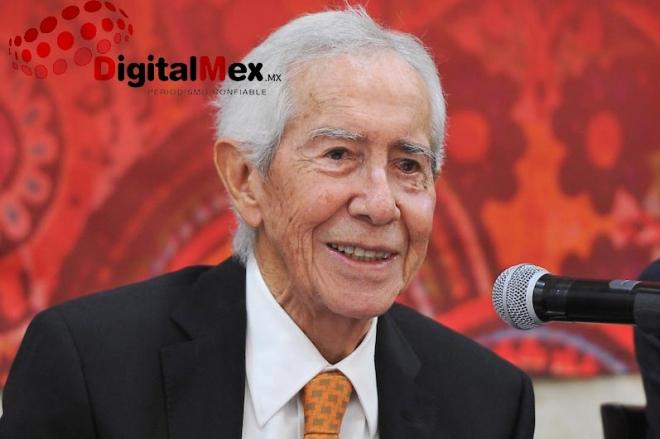 Muere Ignacio Pichardo Pagaza, expresidente del PRI