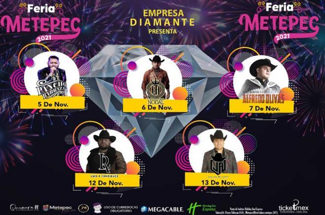 Del 29 de octubre al 14 de noviembre se realizará la Feria de San Isidro 2021 en Metepec